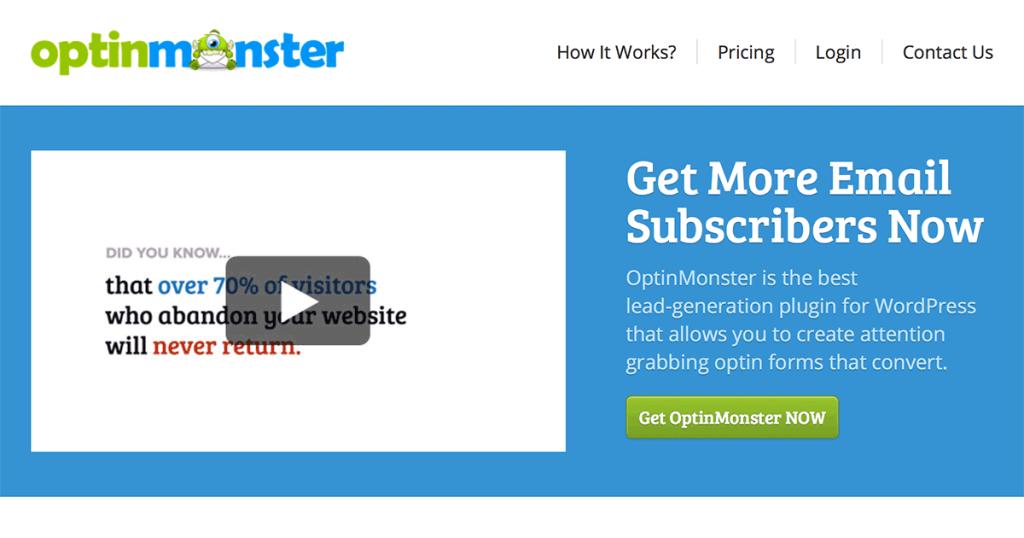 optin monster strumenti email marketing mailup
