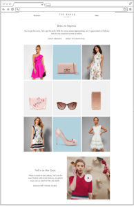 Ted Baker email