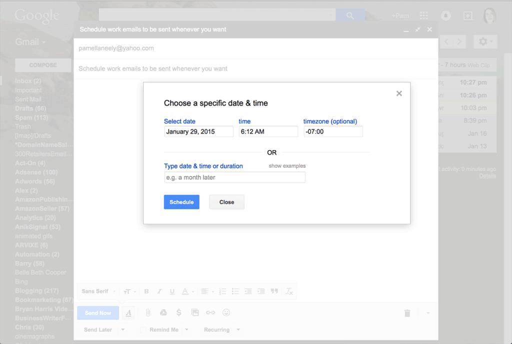 right inbox strumenti email marketing mailup