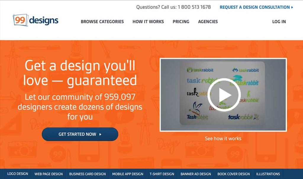 99designs strumenti email marketing mailup