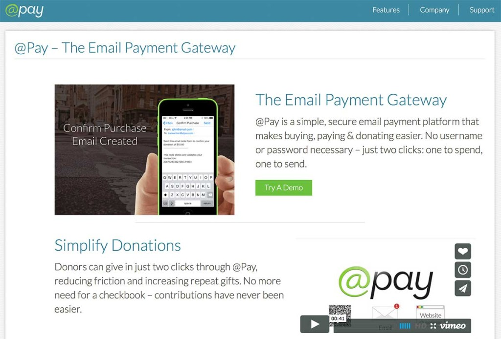 @pay strumenti email marketing mailup