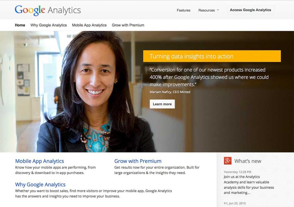 google analytics strumenti email marketing mailup