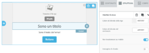 CTR piattaforma MailUp