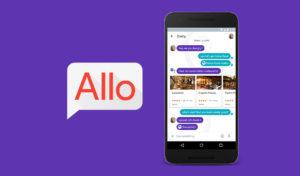 Google Allo Mailup