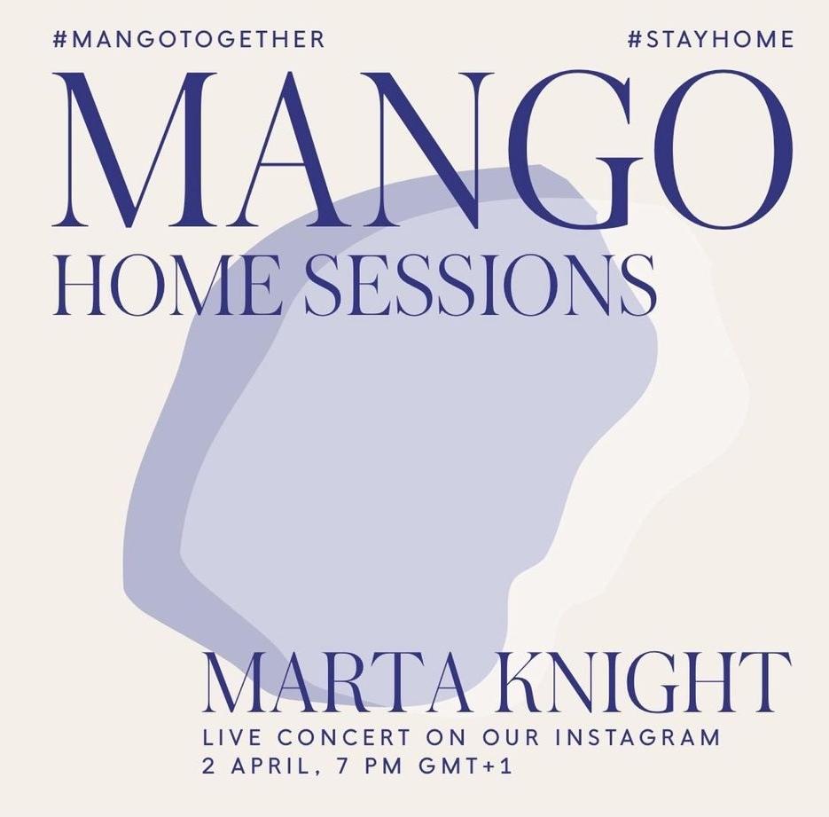 mango home session campaign