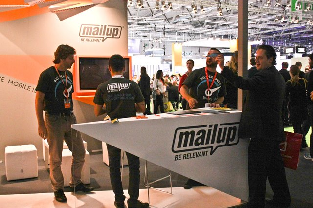 Focus On target - MailUp @Dmexco
