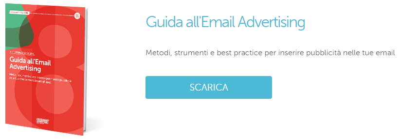 L'Email Advertising, in un nuovo ebook