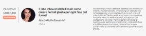 Intervento MailUp WMF