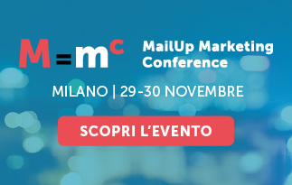 Scopri MailUp Marketing Conference