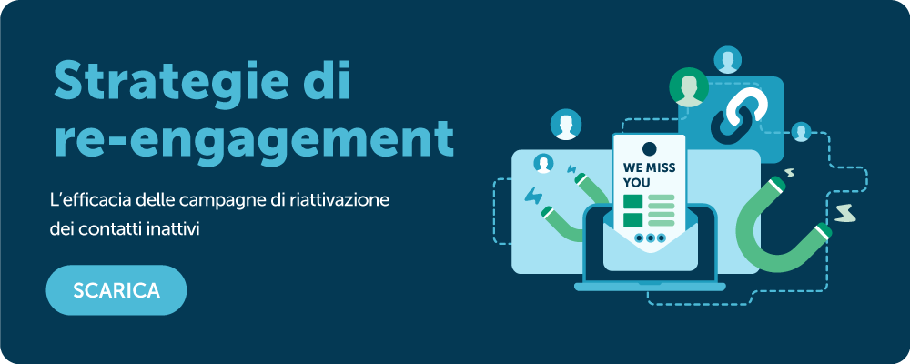 banner strategie di re-engagement
