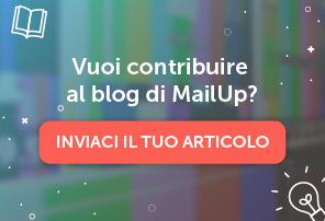 Vuoi contribuire al blog MailUp?