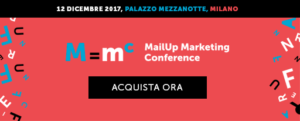 Iscriviti a Marketing Conference