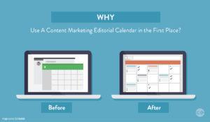 Perché usare un calendario editoriale