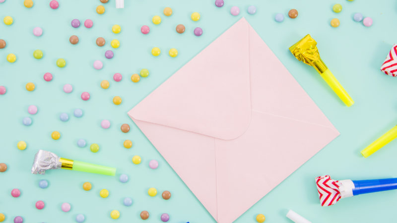 email birthday