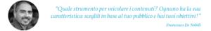 Il commento di Francesco de Nobili