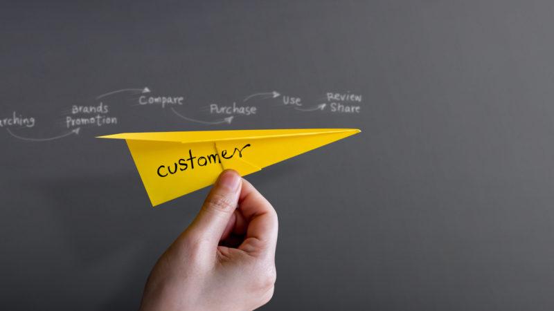 personalizzare il customer journey