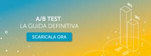 Scarica l'ebook sull'A/B testing
