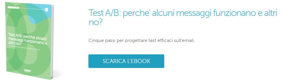 Scarica l'ebook sugli A/B test.
