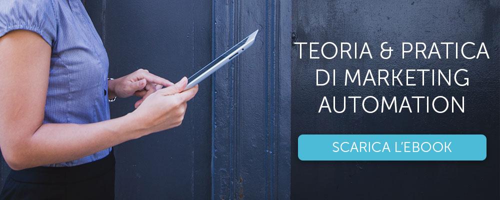 Scarica l'ebook Marketing Automation