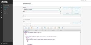 La visualizzazione HTML