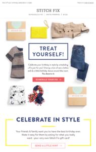 Email di buon compleanno: guida ai regali