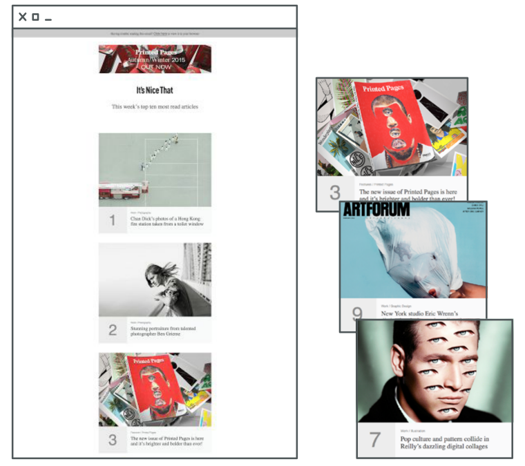 Arrivato il nuovo white paper la guida all email design for Programmi di design