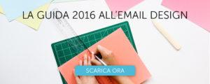 Scarica il white paper di email design