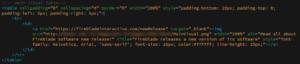 Alt text: codice