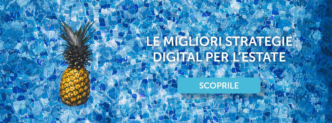 Strategie digitali per l'estate