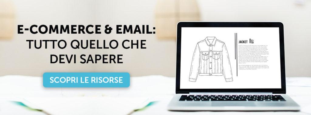 E-commerce e email