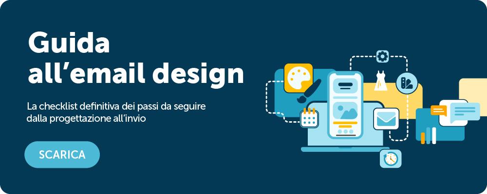 banner guida email design