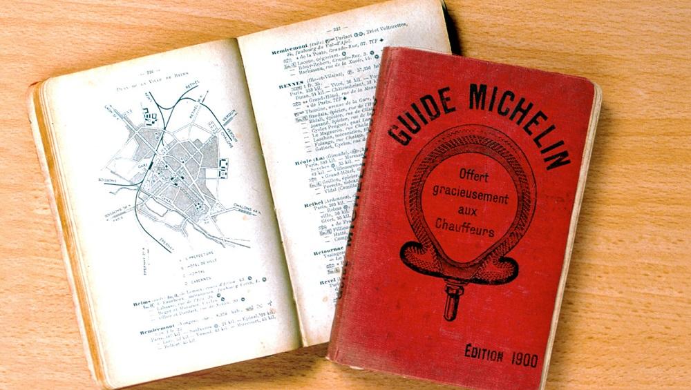 La prima edizione della Guida Michelin