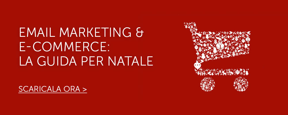 Guida email marketing ecommerce Natale