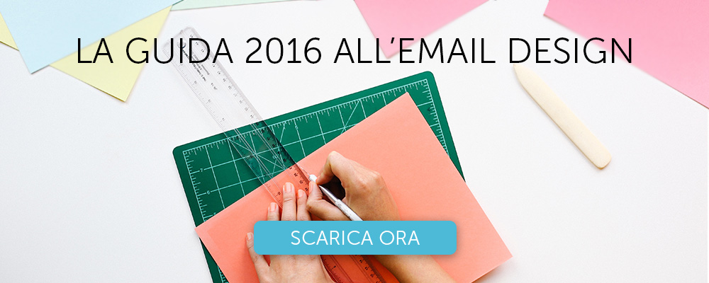guida email design mailup