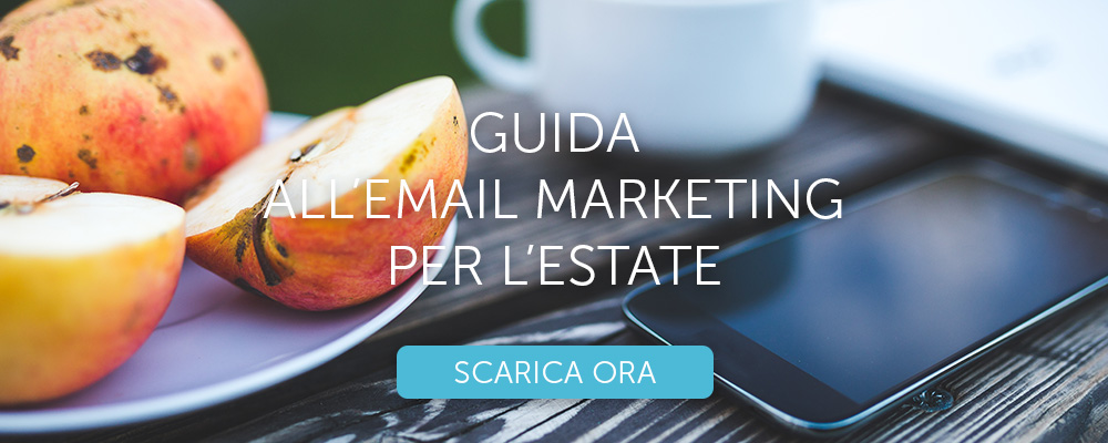 Guida email estate MailUp