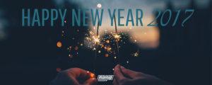 Happy new year 2017 da MailUp