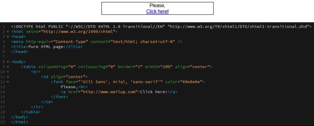 Solo HTML