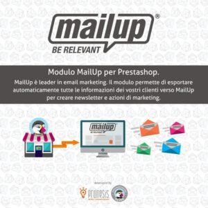 integrazione prestahop mailup