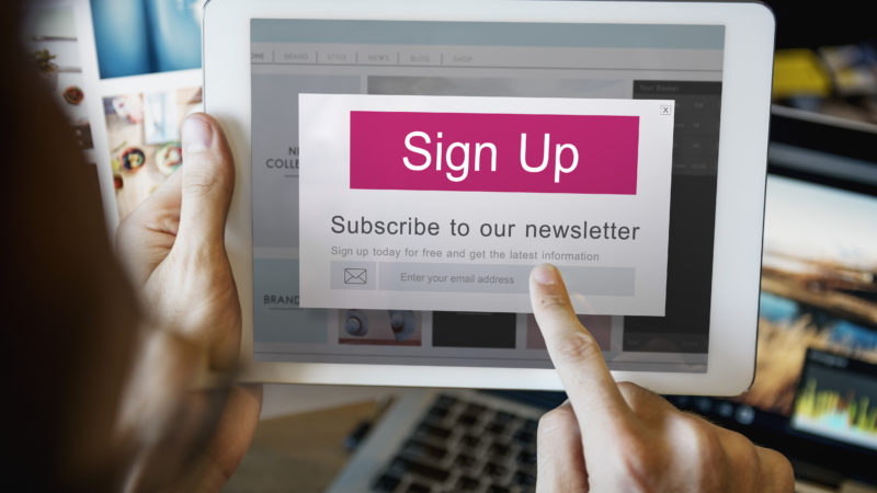 newsletter digital marketing