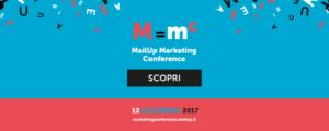 Iscriviti a MailUp Marketing Conference