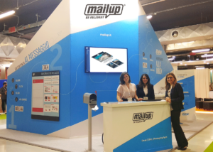Netcomm Forum 2018: lo stand MailUp