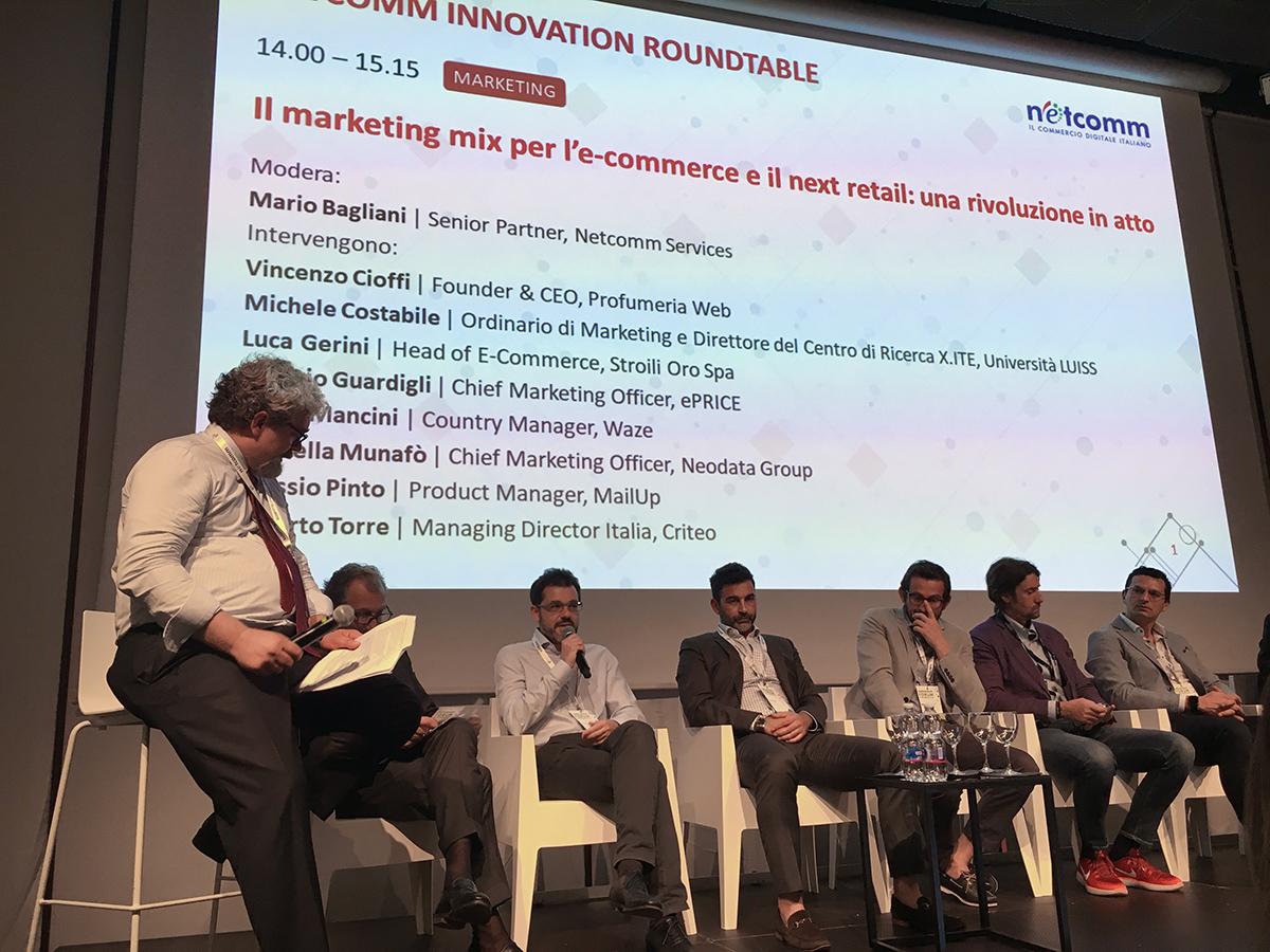 Netcomm Forum 2018: la tavola rotonda