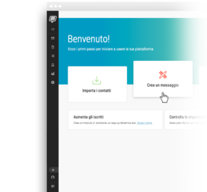 Nuova user experience MailUp 9