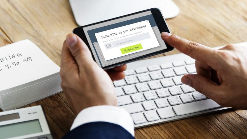 come creare una newsletter di successo