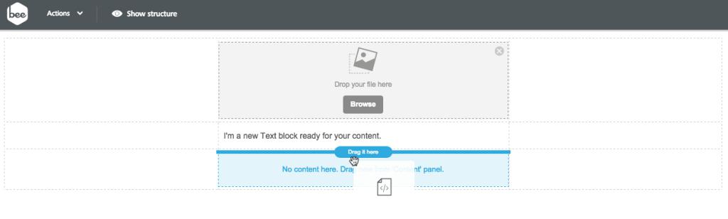 Timer conto alla rovescia email blocco HTML