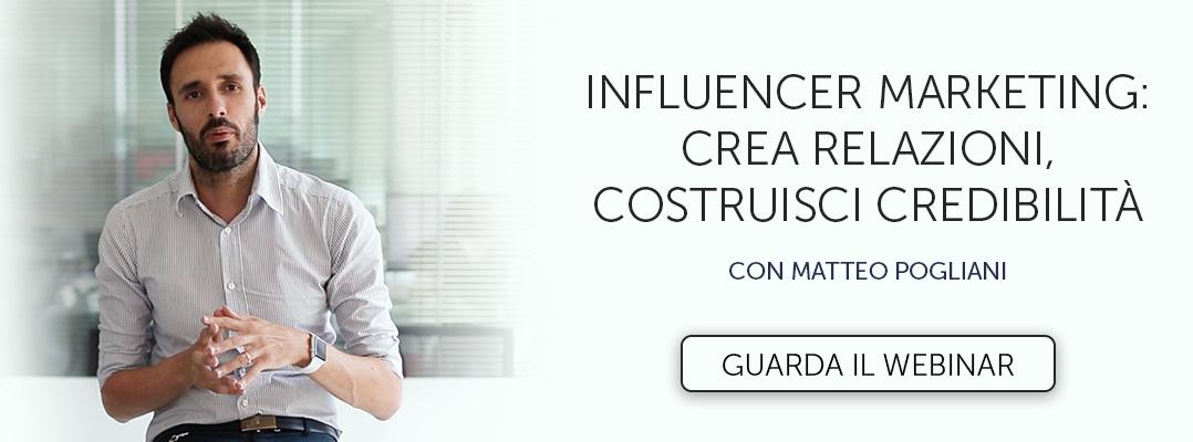 Influencer Marketing: crea relazioni, costruisci credibilità | MailUp Blog