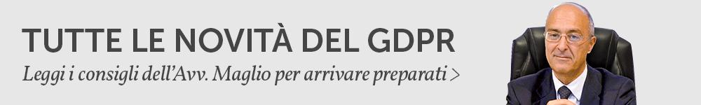 GDPR: scarica il white paper